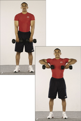 Be sure to balance your body weight. Leaning too much on one side or rocking back and forth will th