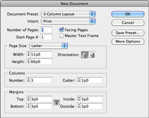 how to create a table in indesign cs5