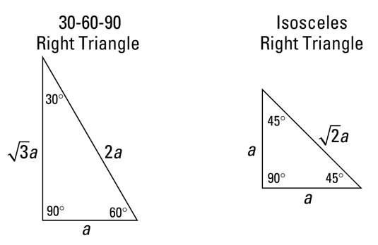 Ft Special Right Triangles
