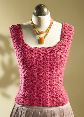 Free Women's Top and Sweater Crochet Patterns - Yahoo! Voices