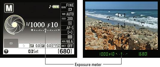 Nikon light balance