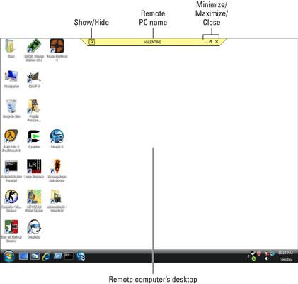 Using Remote Desktop Connection-Techrena