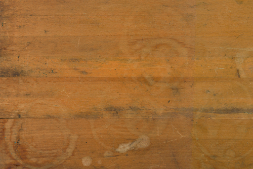 how to fix water damaged wood table top 1