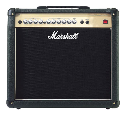 The Marshall Valvestate series uses hybrid technology.