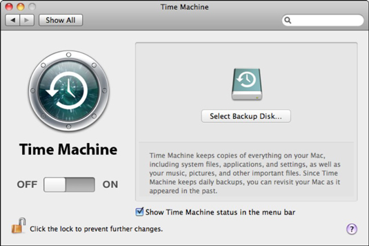 Configure your backups with these Mac Snow Leopard Time Machine settings.