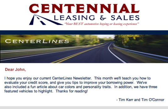 [Credit: Courtesy of Centennial Leasing & Sales]
