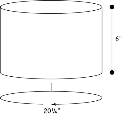 Wulong tea cozy schematic