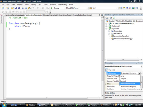 Professional ASP.NET 2.0 AJAX : Figure 4