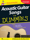 Acoustic Guitar Songs For Dummies  (DUM38) cover image