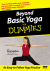 Beyond Basic Yoga For Dummies (DUM16) cover image