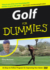 Golf For Dummies (DUM23) cover image