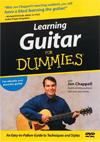 Learning Guitar For Dummies  (DUM24) cover image