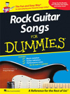 Rock Guitar Songs For Dummies  (DUM41) cover image