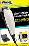 Complete Hair Cutting Kit For Dummies (DUM43) cover image