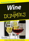 Wine For Dummies (DUM30) cover image