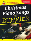 Christmas Piano Songs For Dummies  (DUM73) cover image