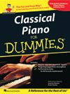 Classical Piano Songs For Dummies  (DUM76) cover image