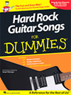 Hard Rock Guitar Songs For Dummies (DUM77) cover image