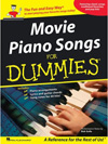 Movie Piano Songs For Dummies  (DUM74) cover image