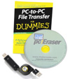 PC to PC File Transfer For Dummies (DUM60) cover image