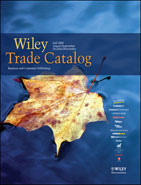 The Wiley Trade Catalog: Fall 2009