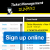 Ticket Management For Dummies (DUM91) cover image