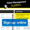 Ticket Management For Dummies (DUM91) cover image