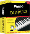 Piano For Dummies CD-ROM (DUM100) cover image