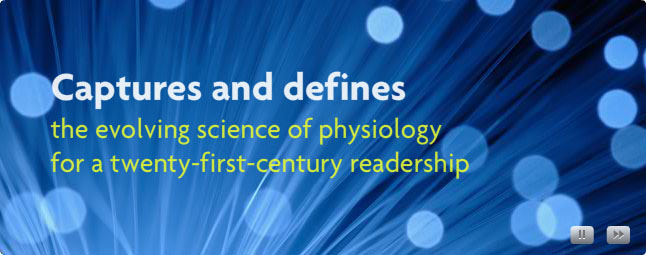 Includes 34 volumes of the Handbook of Physiology with over 30,000 pages available online for the first time.
