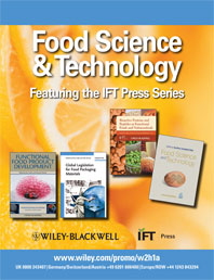 Food Science IFT Press Series