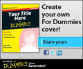 Create a For Dummies Cover