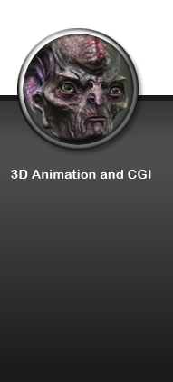3D Animation and CGI