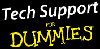 Tech Support For Dummies™ (DUM102) cover image
