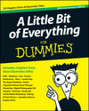 A Little Bit of Everything For Dummies, 20th Anniversary Edition  (1118228162) cover image