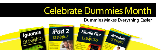 Celebrate Dummies Month!