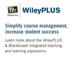Learn About WileyPLUS/Blackboard Integration