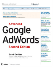 Advanced Google AdWords, 2nd Edition