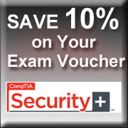 Save 10% on Your Exam Voucher