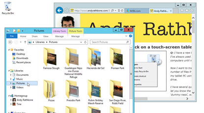 What's New in Windows 8?