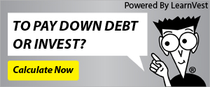 To Pay Down Debt or Invest?