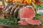 How to Roast Prime Rib