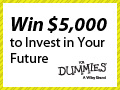 Win $5,000 and Personal Consultation with Finance Guru Eric Tyson!