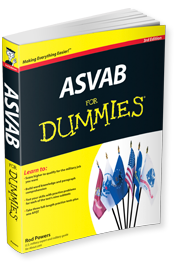 ASVAB For Dummies, 3rd Edition