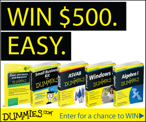 Win $500. Easy. Enter to win now.
