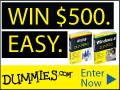 Win $500. Easy.