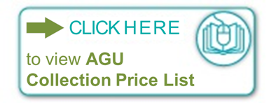 AGU collection price list