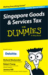 Singapore Goods & Services Tax For Dummies