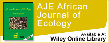 African Journal of Ecology
