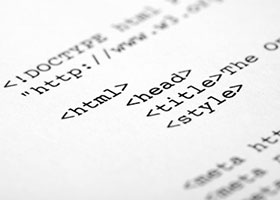 How to Organize HTML5 Text