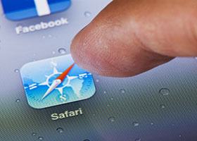 How to Browse the Internet with Safari with OS X Mavericks
